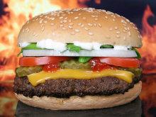 price lottery ticket versus price cheeseburger