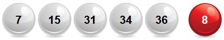 winning numbers Powerball February 21 2018